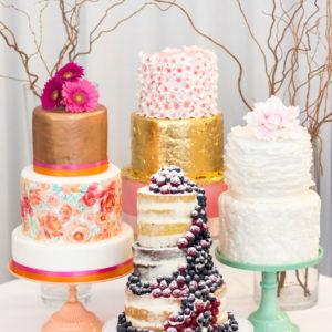Swarina Sweets by Sophie Holzapfel-Epstein / Hochzeitstorten
